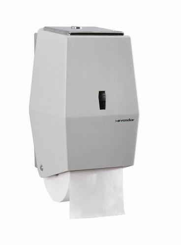 Vendor Toiletpapier 1252.Vendor Tradition Toiletroldispenser Alpine Wit Abs Voor 2 Rollen 1208