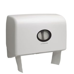 Aquarius Toilet tissue dispenser Mini jumbo