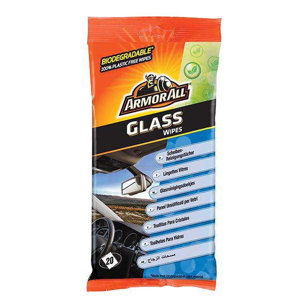 Armor All Bio Glass Wipes 20pcs