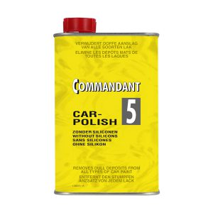 Commandant Car Polish 5