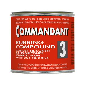 Commandant Rubbing Compound 3
