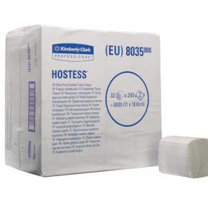 Hostess Toilettissue 32x250 - 8035