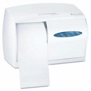 KC Dispenser Toilettissue Kleine Rol Kokerloos - 9605