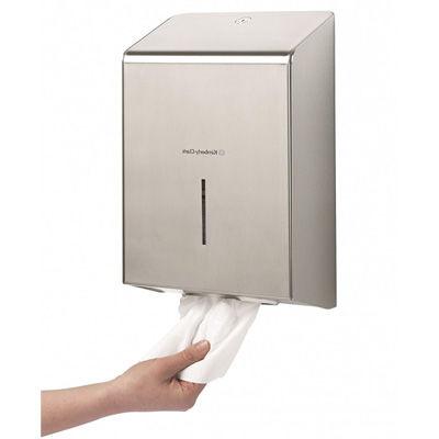 KC Professional Dispenser Handdoekjes RVS - 8971