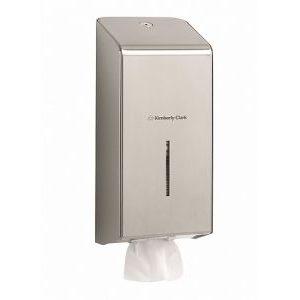 KC Professional Toilettissue Dispenser RVS - 8972