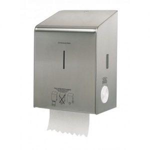 KC Professional Toilettissue Dispenser RVS Mini Jumbo - 8974