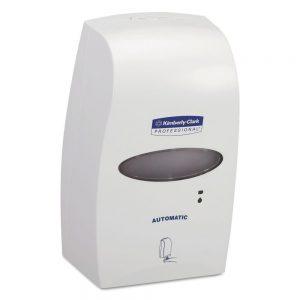 KC Zeepdispenser Elektronisch No Touch Wit -