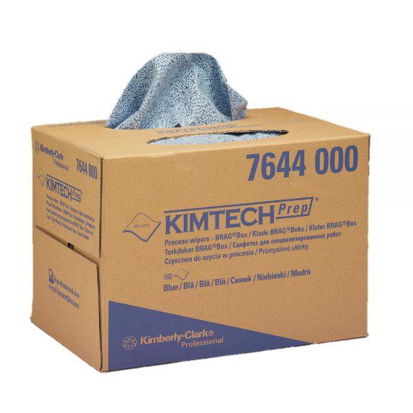 Kimtech Poetsdoek Blauw 160 DK - 7644
