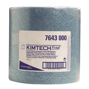 Kimtech Poetsdoek Blauw 500 DK - 7643