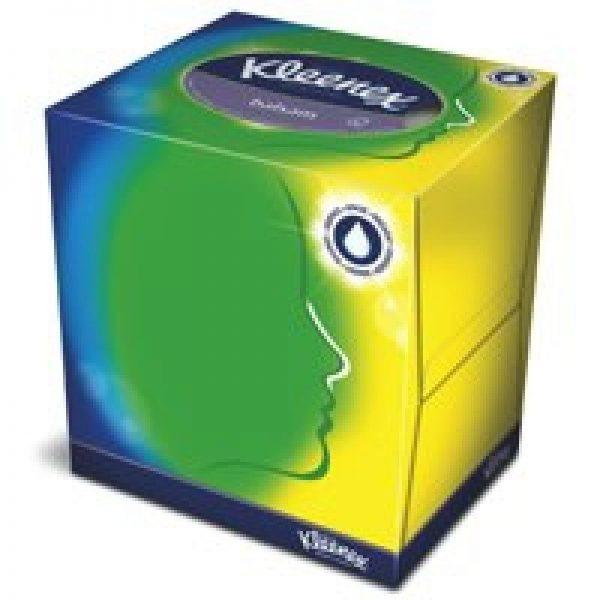 Kleenex Facial Tissue 3-laags Kubus -   8825