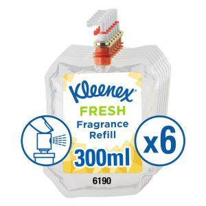 Kleenex Fresh Luchtverfrisser Aircare -   6190