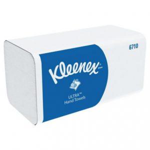 Kleenex handdoek Ultra I-vouw 3-laags -   6710