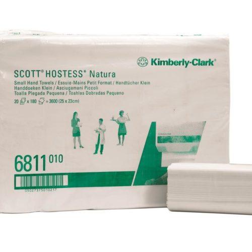 Scott Natura Handdoek I-Vouw -   6811