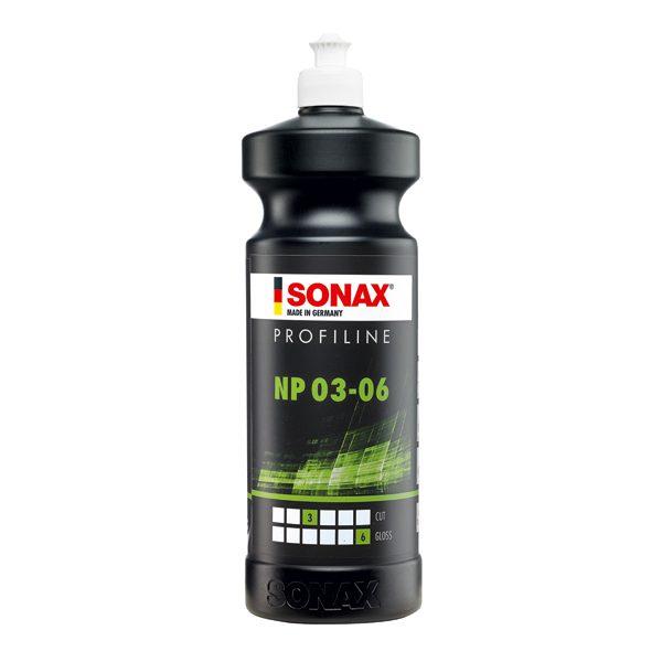 Sonax 02083000 PROFILINE NP 03-06 (Nano Polish) 1L