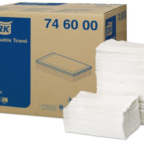 Tork Advanced Handdoek 5-lgs -   746000