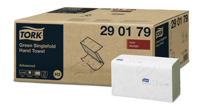 Tork Advanced Handdoek Z-vouw -   290179