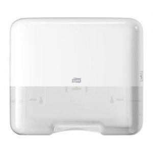 Tork Dispenser Handdoek Z-/C-vouw Mini - 553100  553100
