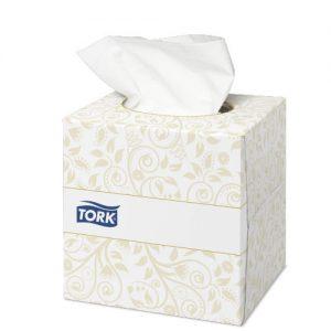 Tork Premium Facial Tissue -   140278