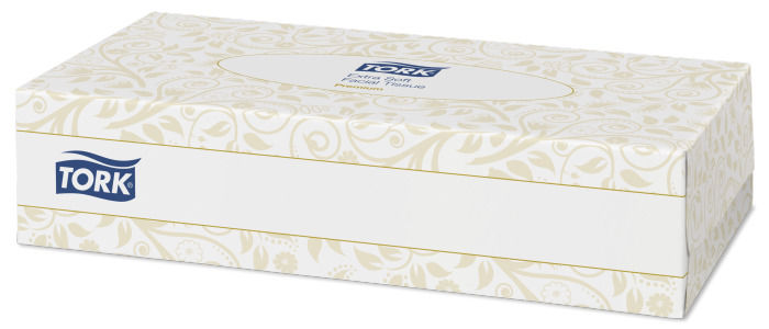 Tork Premium Facial Tissue Extra Soft -   140280