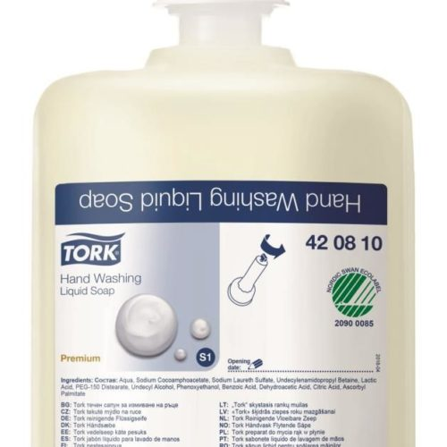 Tork Premium Zeep X-Hygiene -   420810
