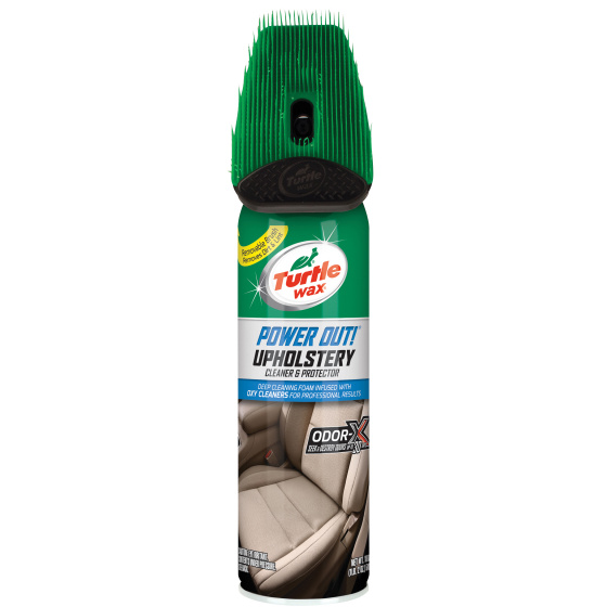 Turtle Wax 52893 Power Out Upholstery 400ml - 1830905
