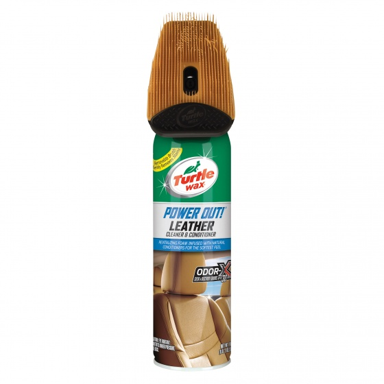 Turtle Wax 52895 Power Out Leather 400ml - 1830907