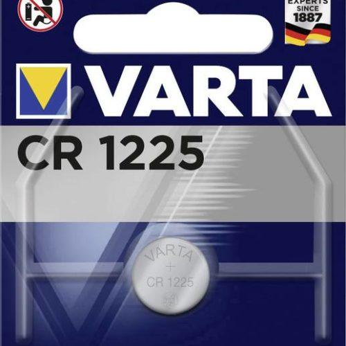 Varta 3V Batterijen CR1225