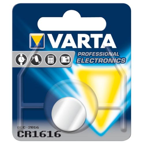 Varta 3V Batterijen CR1616