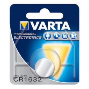 Varta 3V Batterijen CR1632