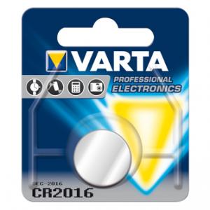 Varta 3V Batterijen CR2016