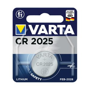 Varta 3V Batterijen CR2025