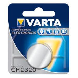 Varta 3V Batterijen CR2320
