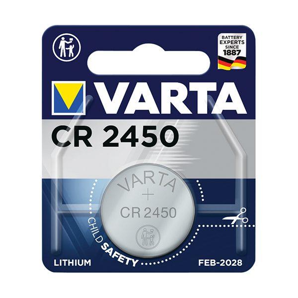 Varta 3V Batterijen CR2450