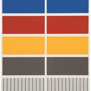 Vikan ErgoClean Stickervel Kleurcodering -   583510