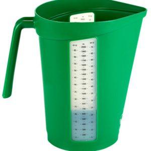 Vikan Hygiene maatbeker 2L -   60002