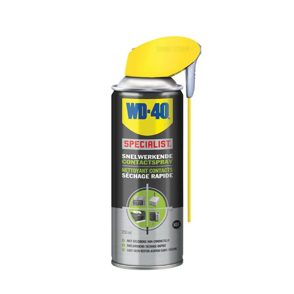 WD-40 31403 Snelwerkende Contactspray 250ml