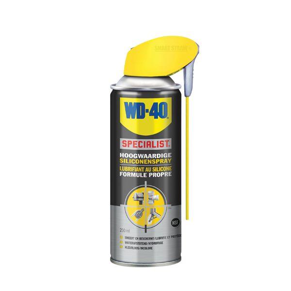 WD-40 31407 Hoogwaardige Siliconenspray 250ml