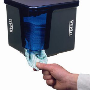 Wettask Poetsdoek Dispenser -   7969