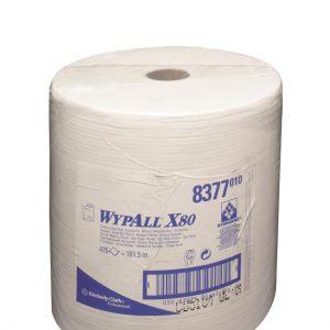 Wypall Poetsdoeken X80 -   8377